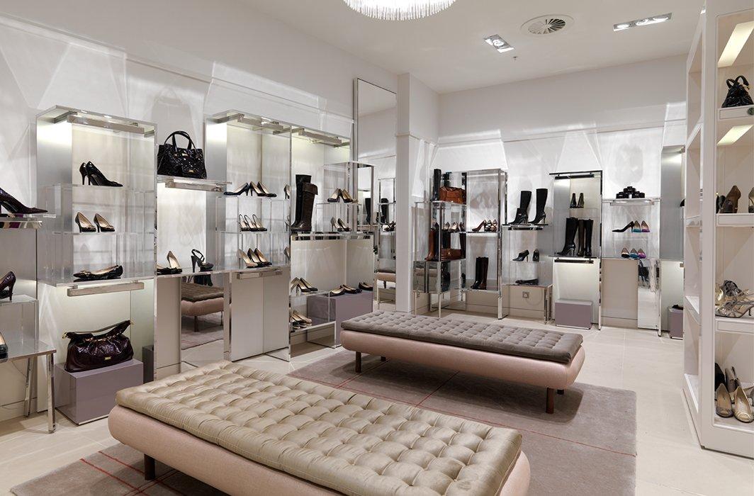 Retail Relationships FourbyTwo Simple Interior Design Retail Concept