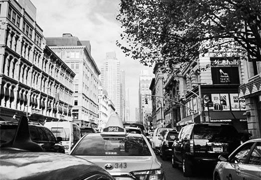 New York Minutes