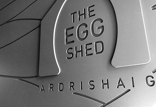 The Egg Shed Ardrishaig